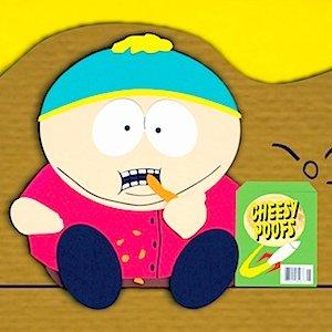 сырные подушечки Cheesy Poofs