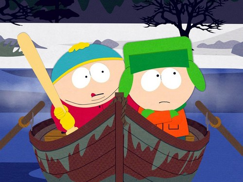 Эрик и Кайл