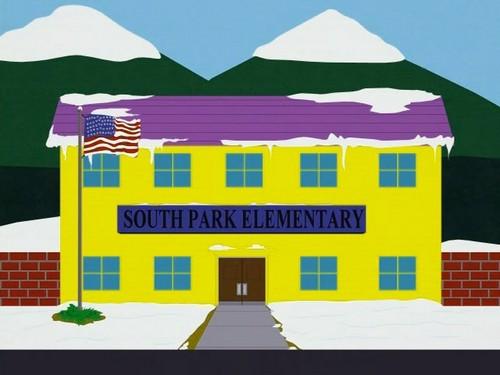 школа Южного Парка