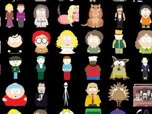 персонажи Южного парка