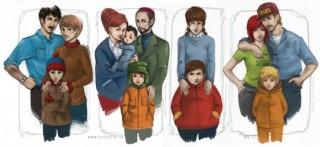 Пацаны и их родители